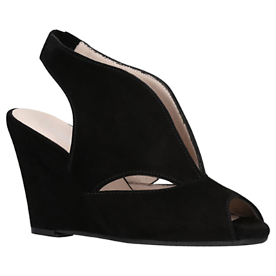 Carvela Comfort Alexa Mid Heel Wedges