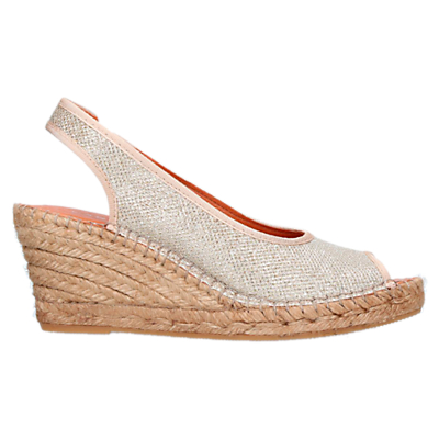 Carvela Comfort Sharon Wedge Heel Espadrille Sandals