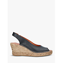 Buy Carvela Comfort Sharon Wedge Heel Espadrille Sandals Online at johnlewis.com