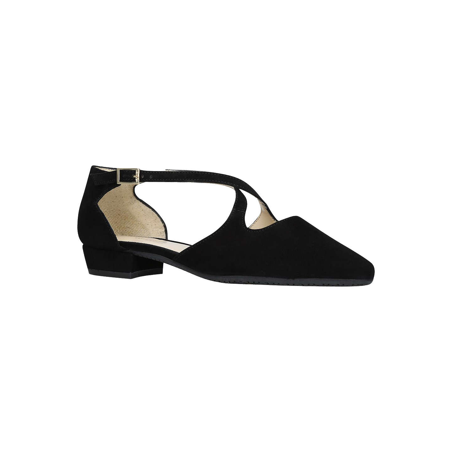 sale new styles Black 'Amour' low heel court shoes free shipping explore discounts online CNRyhLS