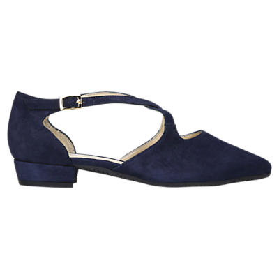 Carvela Comfort Amour Low Heel Court Shoes