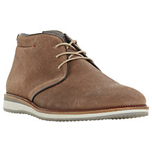 Buy Dune Chadwell Suede Chukka Boots Online at johnlewis.com