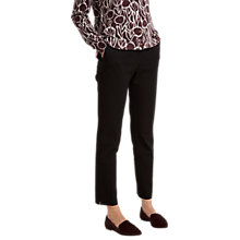 Buy White Stuff Spirit Stretch Trousers, Black Online at johnlewis.com