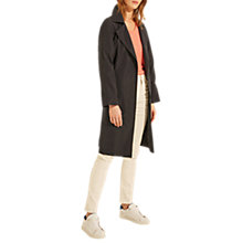 Buy Gerard Darel Bahia Trench Coat, Blue Online at johnlewis.com