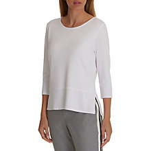 Buy Betty & Co. Textured Top, Bright White Online at johnlewis.com