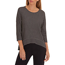 Buy Betty & Co. Striped Top, Dark Blue/Cream Online at johnlewis.com