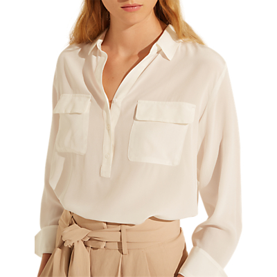 Gerard Darel Carlin Blouse, White