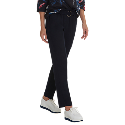 Betty & Co. High Waisted Trousers, Night Sky
