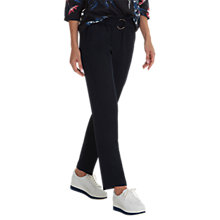 Buy Betty & Co. High Waisted Trousers, Night Sky Online at johnlewis.com