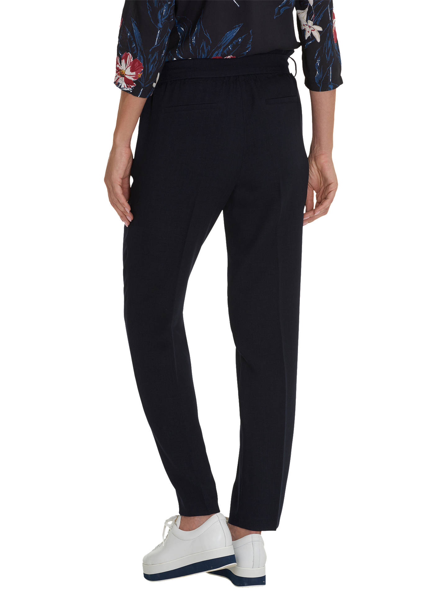 BuyBetty & Co. High Waisted Trousers, Night Sky, 10 Online at johnlewis.com