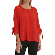 Buy Betty & Co. Long Blouse, Tomato Online at johnlewis.com