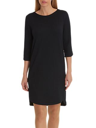 Betty & Co. Textured Jersey Dress, Night Sky