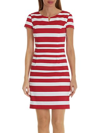 Betty & Co. Striped Shift Dress