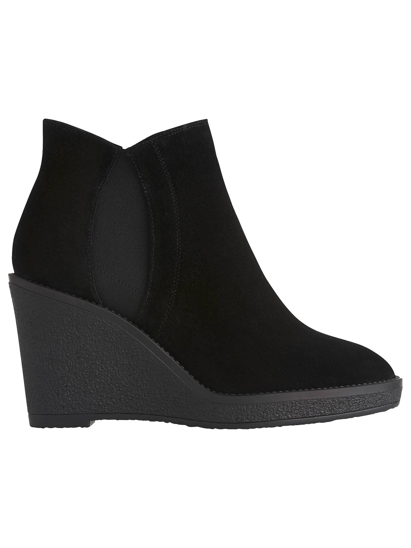 b1637b42249 Buy L.K. Bennett Josephine Suede Wedge Boots