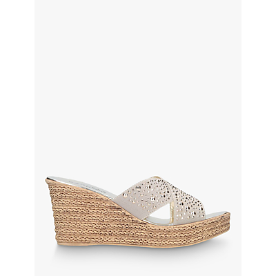 Carvela Comfort Stephanie Wedge Heel Sandals