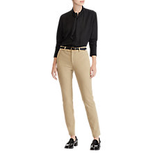 Buy Polo Ralph Lauren Skinny Straight Trousers Online at johnlewis.com