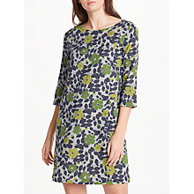 Buy Seasalt Carwinion Dress, Spring Buds Herring Online at johnlewis.com