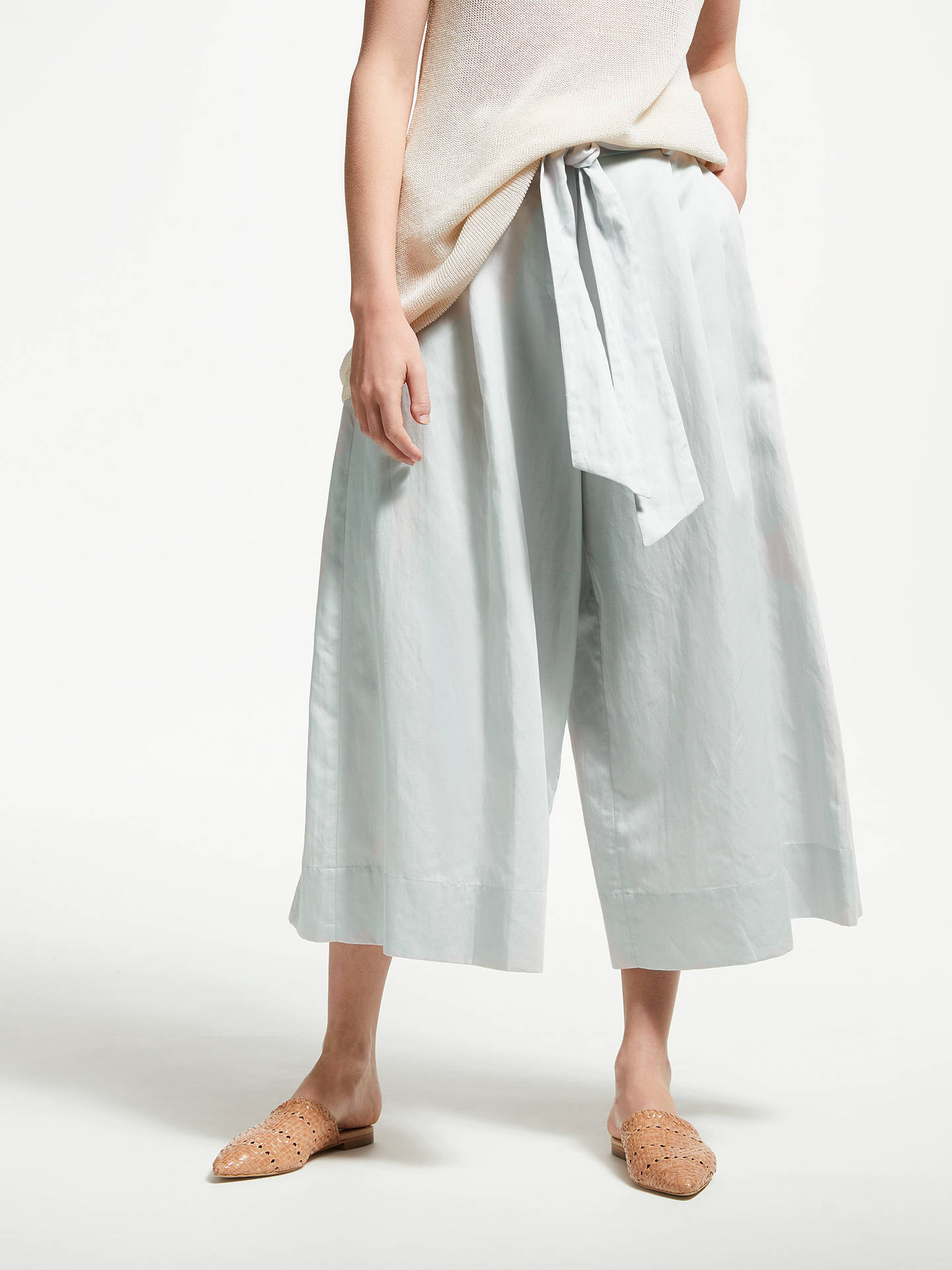 BuyModern Rarity Fluid Culottes, Grey, 8 Online at johnlewis.com