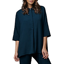 Buy East Crepe Oversized Blouse Online at johnlewis.com