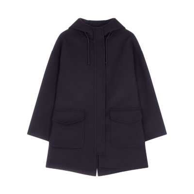 Gerard Darel Bee Coat, Blue