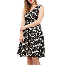 Buy Studio 8 Bay Lace Dress, Black/Multi Online at johnlewis.com