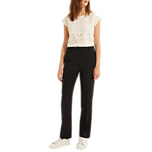 Buy Gerard Darel Maxwell Trousers, Black Online at johnlewis.com