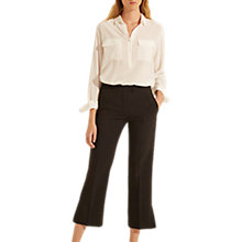 Buy Gerard Darel Morgane Trousers, Black Online at johnlewis.com