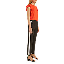 Buy Gerard Darel Pantalon Trousers, Black Online at johnlewis.com