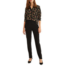 Buy Gerard Darel Mayer Trousers, Black Online at johnlewis.com