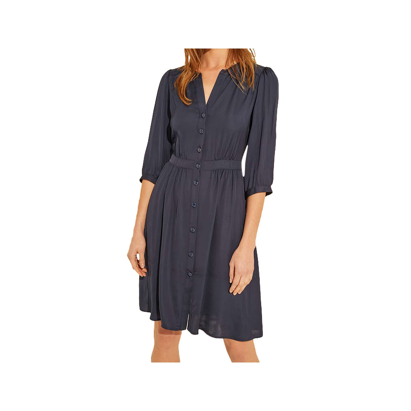 BuyGerard Darel Danicka Dress, Blue, 14 Online at johnlewis.com