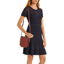 Buy Gerard Darel Davallia Dress, Blue Online at johnlewis.com