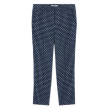 Buy Gerard Darel Marc Trousers, Blue Online at johnlewis.com