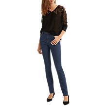 Buy Gerard Darel Martina Jeans, Blue Online at johnlewis.com