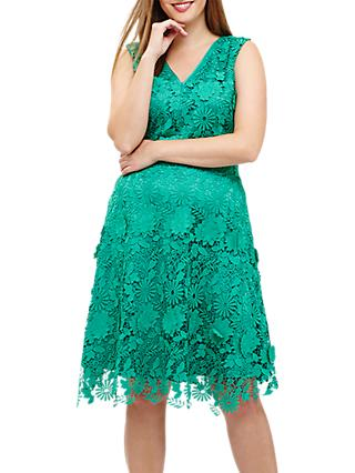 Studio 8 Isabella Dress, Green