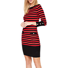Buy Damsel in a Dress Azelia Stripe Dress, Multi Online at johnlewis.com
