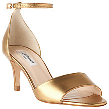 Buy L.K. Bennett Omya Stiletto Heeled Sandals Online at johnlewis.com