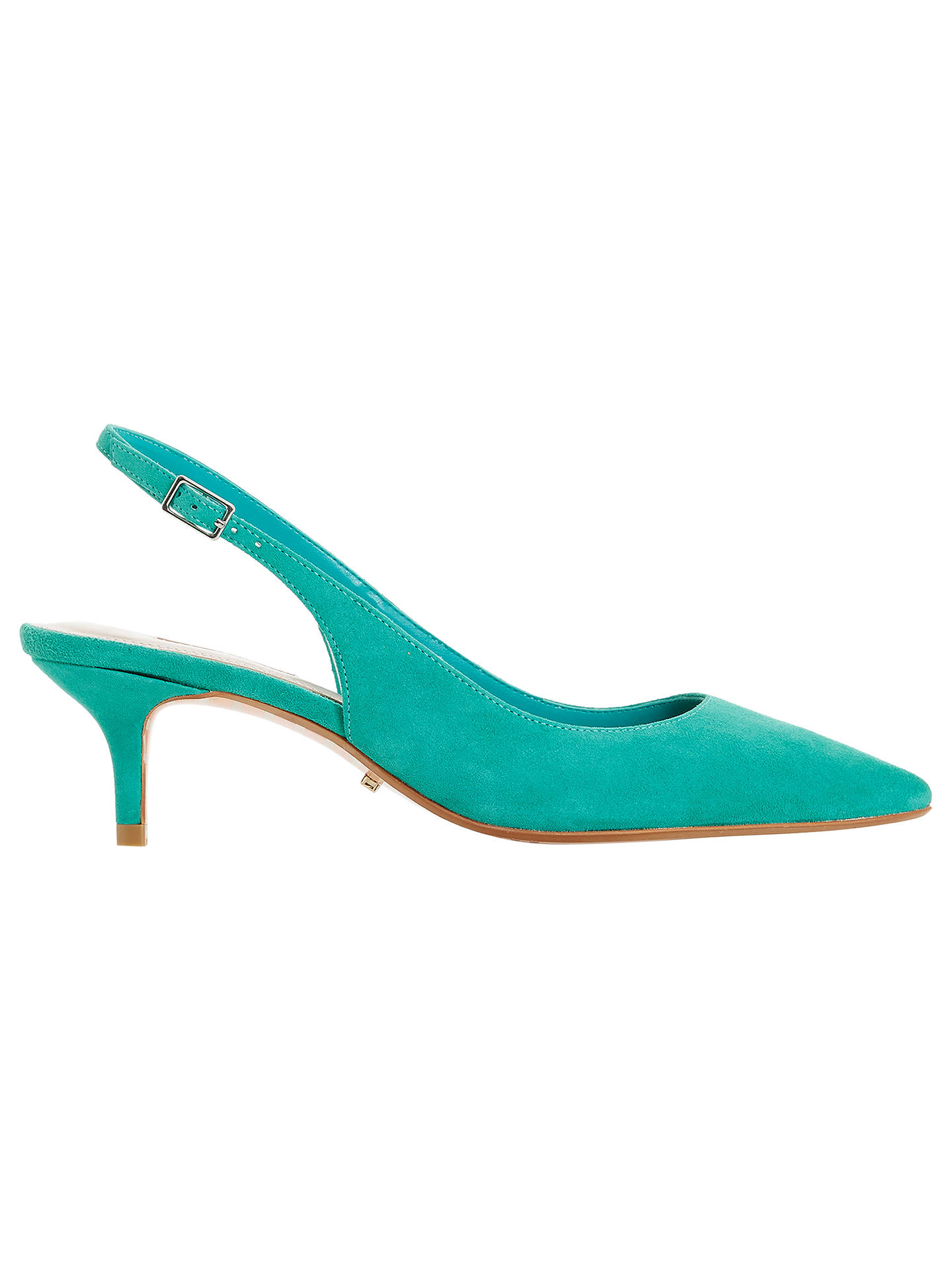 9b724fd718f Dune Casandra Kitten Heel Slingback Court Shoes at John Lewis   Partners