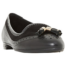 Buy Dune Gambie Leather Loafers Online at johnlewis.com