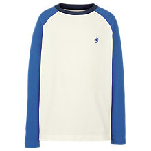 Buy Fat Face Boys' Ringer Raglan T-Shirts Online at johnlewis.com