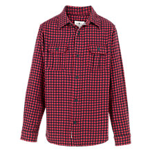 Buy Fat Face Raley Gingham Shirt Online at johnlewis.com