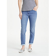 Buy Gerry Weber Perfect Fit Slim Leg Short Jeans, Used Blue Online at johnlewis.com