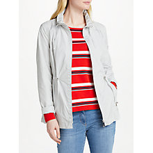 Buy Gerry Weber Lightweight Showerproof Jacket, Cloud Online at johnlewis.com
