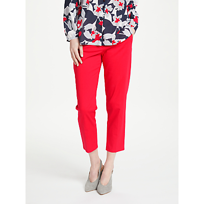 Gerry Weber 7/8 Cigarette Trousers, Chilli