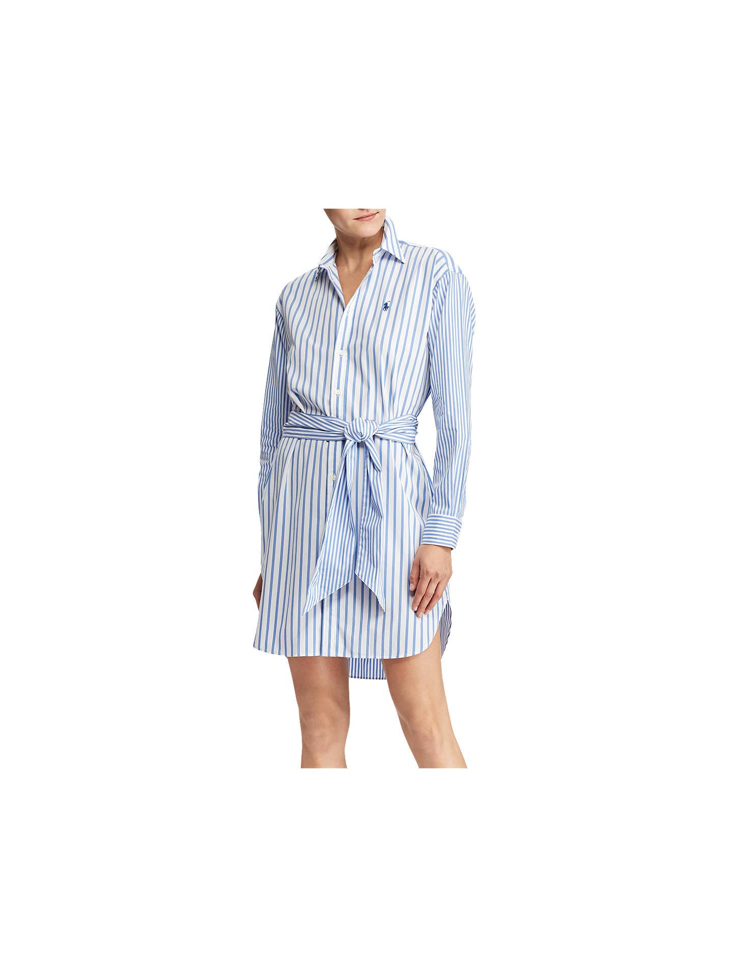 Orginal Ralph Lauren Stripy Dress size 4