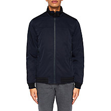Buy Ted Baker Copen Funnel Neck Bomber Jacket Online at johnlewis.com