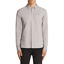 Buy AllSaints Westlake Slim Fit Shirt Online at johnlewis.com