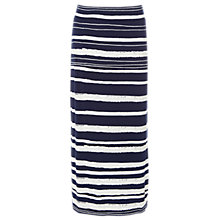 Buy White Stuff Kiri Jersey Maxi Skirt, Multi Online at johnlewis.com
