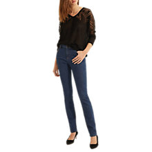 Buy Gerard Darel Farrah Top, Black Online at johnlewis.com