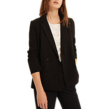 Buy Gerard Darel Regina Jacket, Black Online at johnlewis.com