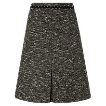 Buy L.K.Bennett Rory Skirt, Black/Cream Online at johnlewis.com